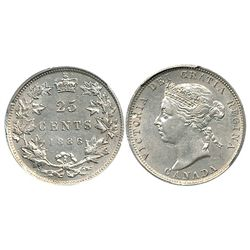 1886 25 cents Image courtesy of icollector.com