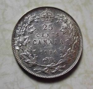 1936 dot quarter