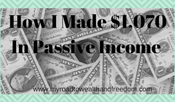 June 2017 Investment Income $1070