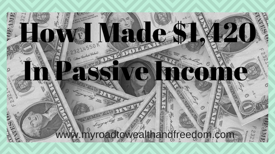 How to earn passive income July 2017 investment income