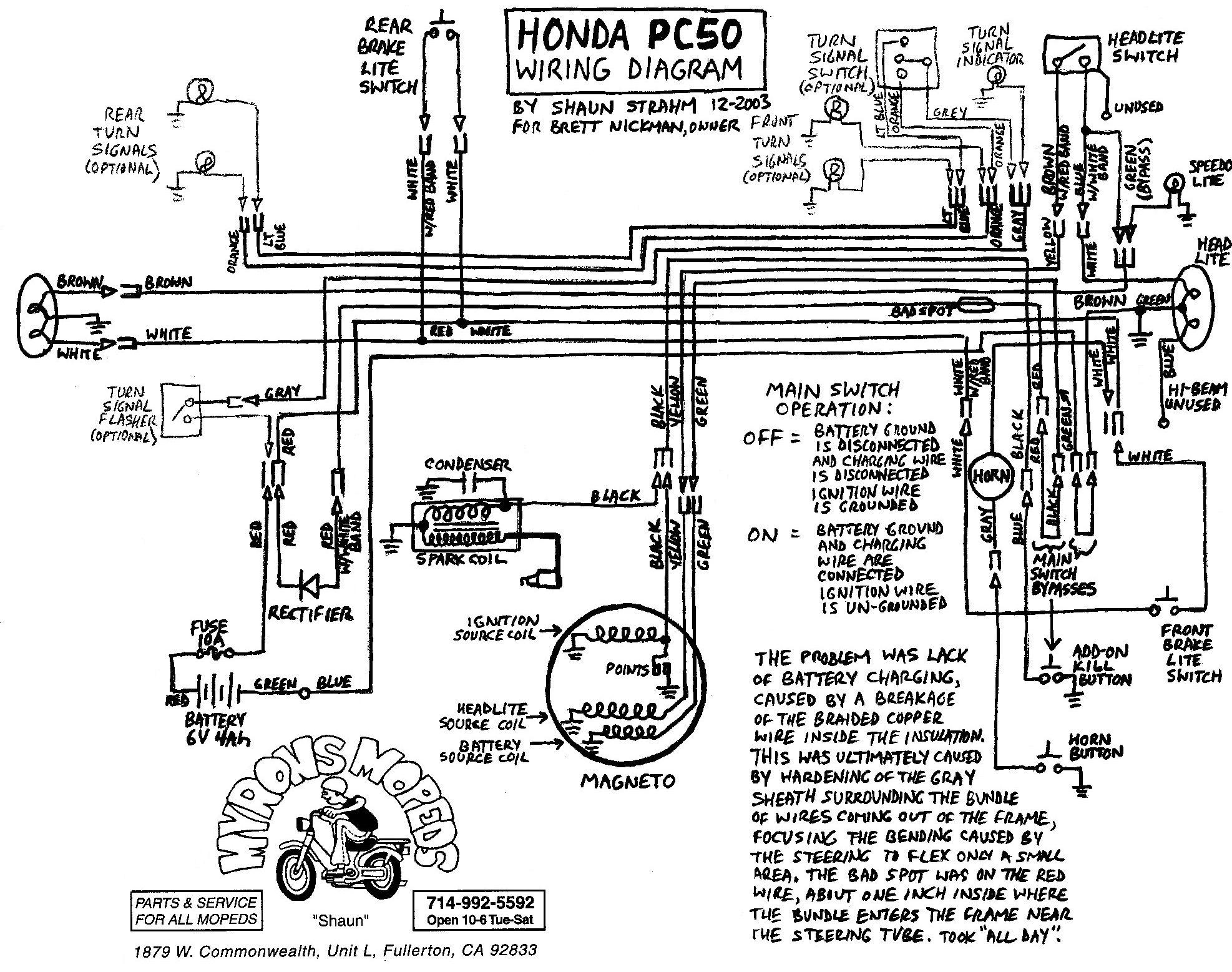 T1 Wiring Diagram