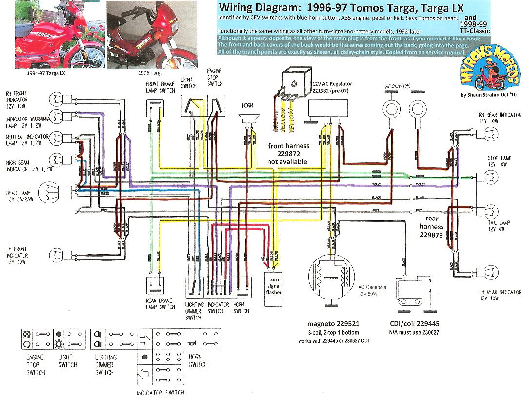 Harley Starter Relay Wiring Diagram 93