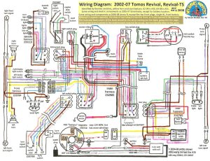 [WRG8282] 10 2011 Tomos Moped Wiring Diagram