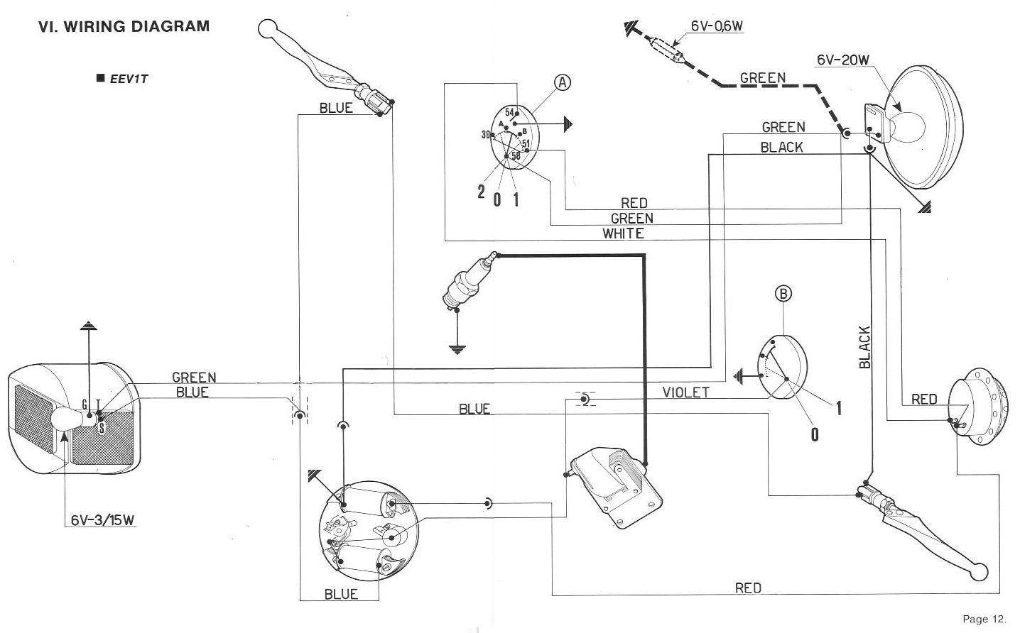 John Deere 4320 Wiring Harness Schematic