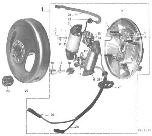 Peugeot Ignition Upgrade « Myrons Mopeds