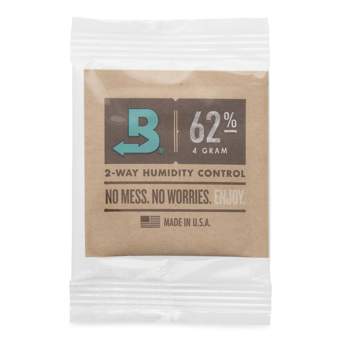 Boveda 62% 4 g packet