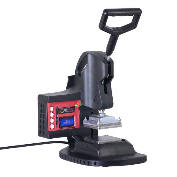 My Press Rosin Press - Dual Heat Handhelp Solventless Rosin Press from Colorado