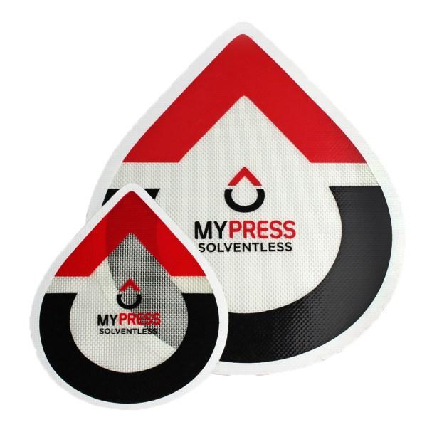 Silicone Mats Set - MyRosinPress products