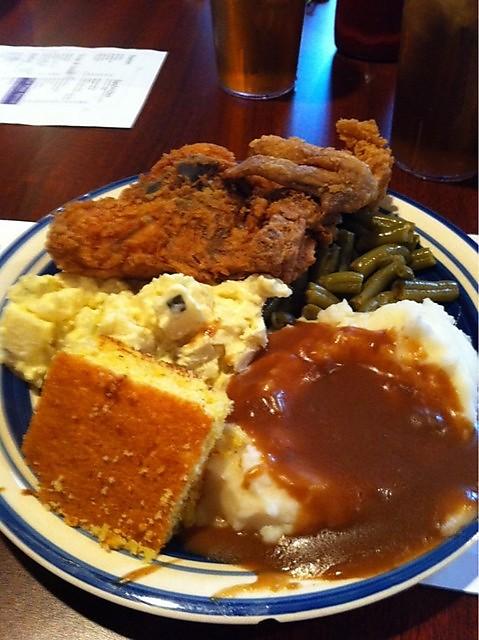 Food Southern Soul Menu