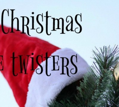 7 silly Christmas tongue twisters for kids