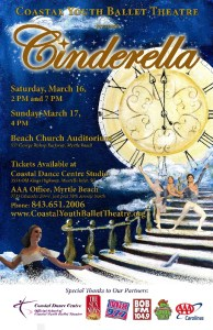 Cinderella tickets are on sale now, don't miss out