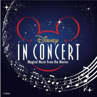 The Long Bay Symphony presents Disney in Concert: Magical Music from the Movies on Sunday