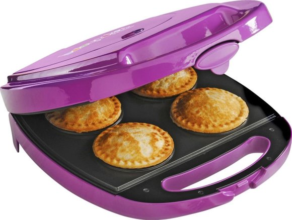 pie maker, BabyCakes Non stick Coated Pie Maker