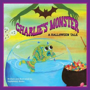 Giveaway: Autographed copies of Charlie's Monsters – A Halloween Tale