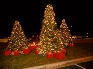 Christmas Towne on Sunday, December 1st