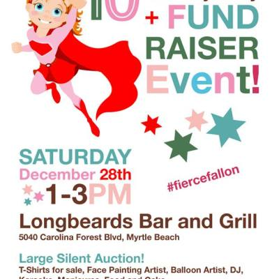Fundraiser for Fallon, believe in miracles!