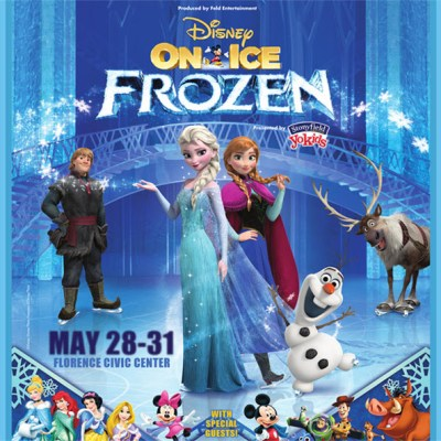 Anna and Elsa fans, this is for you! Disney on Ice: Frozen is coming to Florence