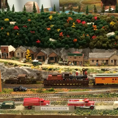 Don't miss the model train exhibit at the Myrtle Beach Mall this holiday season