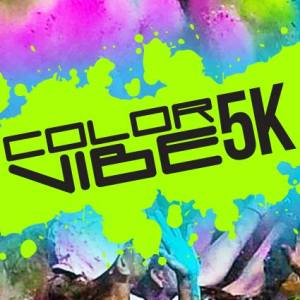 Get in on the fit family fun at the Color Vibe 5K THIS Saturday (WIN!)