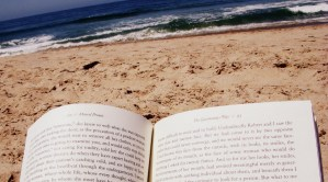 Beach read, summer reading list