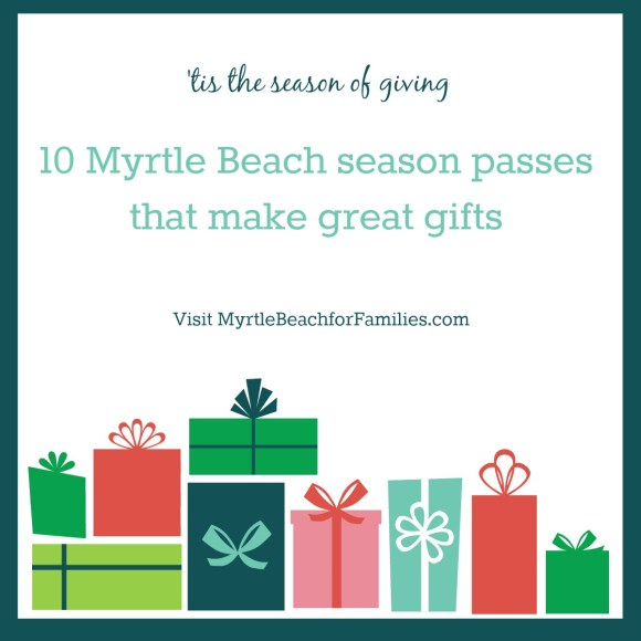 Myrtle Beach annual passes