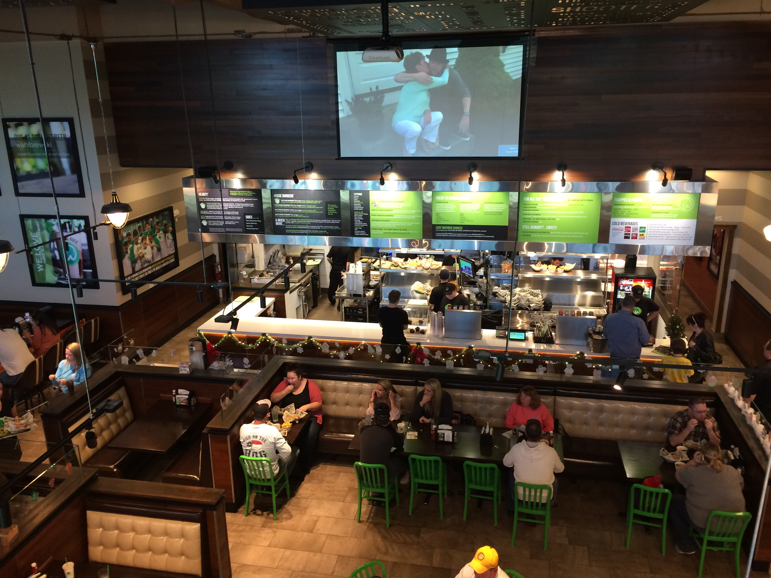 Wahlburgers Myrtle Beach Broadway At The