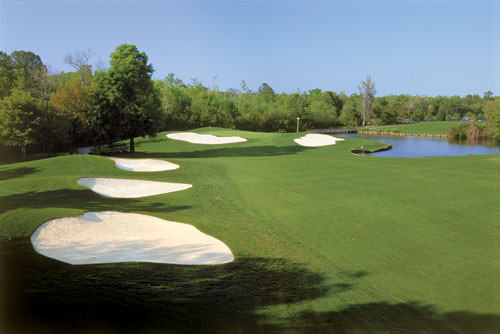 Willbrook is an outstanding golf course in Pawleys Island