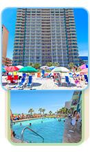 four (4) bedroom myrtle beach condo rentals - condos for rent