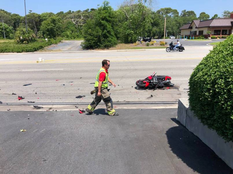 Deadly Motorcycle Wrecks In Sc And
