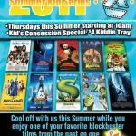 2011 Summer Kid's Series at Carmike Cinemas