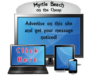 Advertise on Myrtle Beach on the Cheap