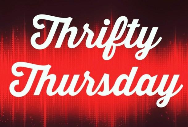 Thrify Thursday The Boathouse