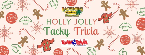 Dagwoods Holly Jolly Trivia
