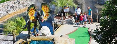 Jurassic Golf Discount