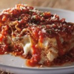 Carrabba's FREE Lasagne To Go