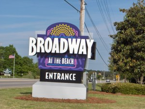 Broadway at the Beach 2020