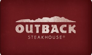 Outback Giftcard