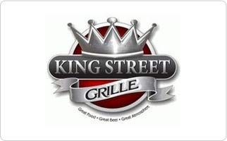 King Street Grille Gift Card