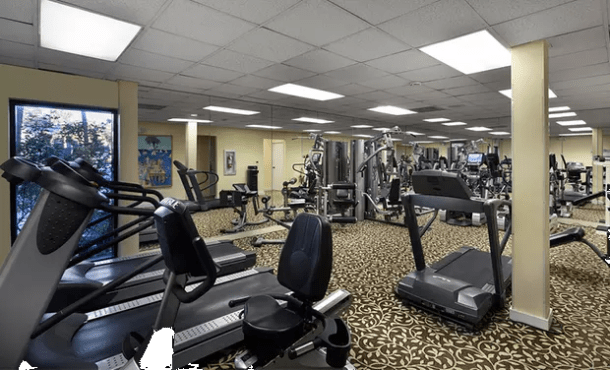 Ocean Reef Resort Workout  Area