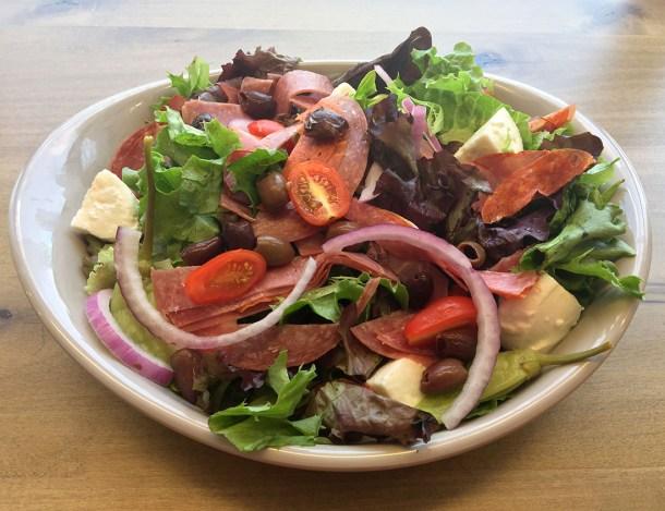 Café Gelato Antipasto Salad