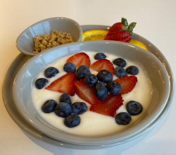 Café Gelato Greek Yogurt