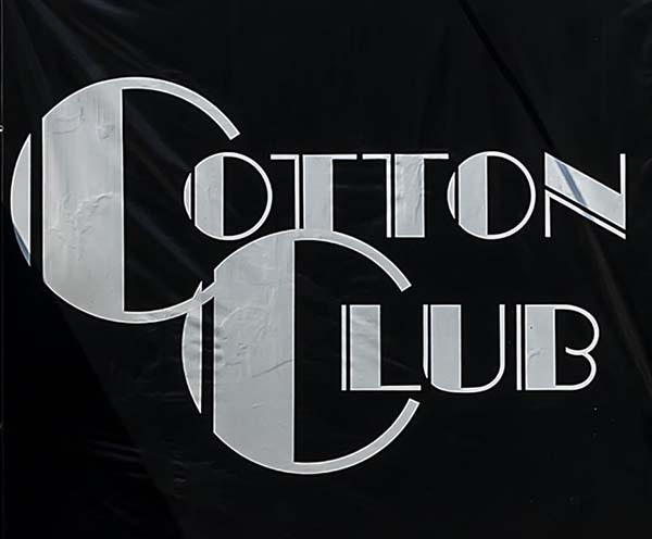 Murder at the Cotton Club