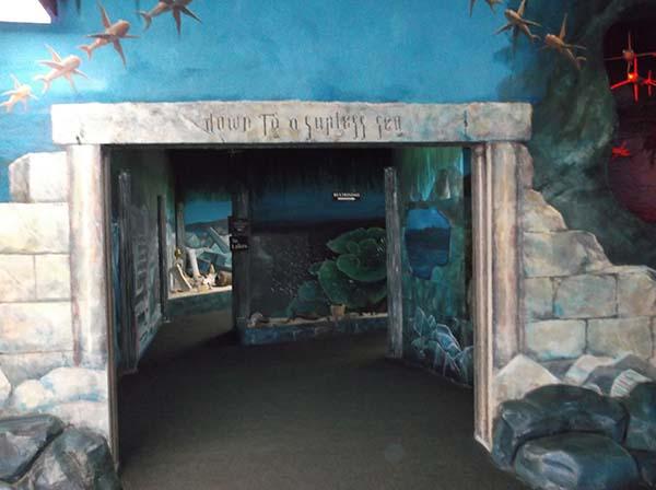 Mount Atlanticus Entrance