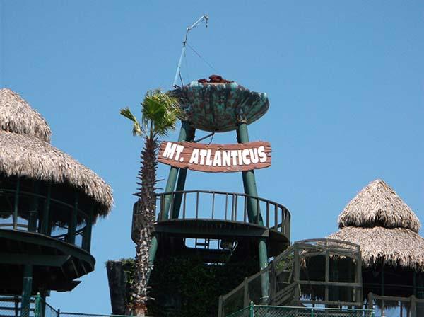 Mount Atlanticus Sign