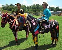 Bajau Horsemen
