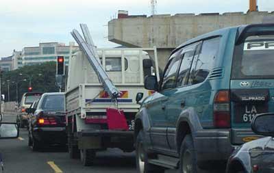 Ignorant Driver