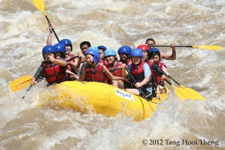 Padas White Water Rafting
