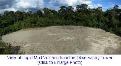 Lapid Mud Volcano
