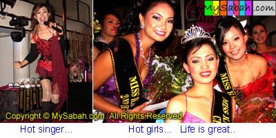 Miss Kaamatan Beauty Queen