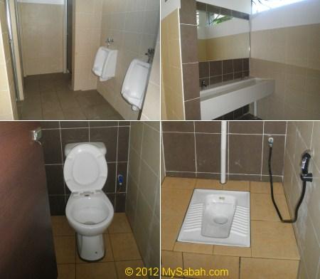 toilet of Kiansom